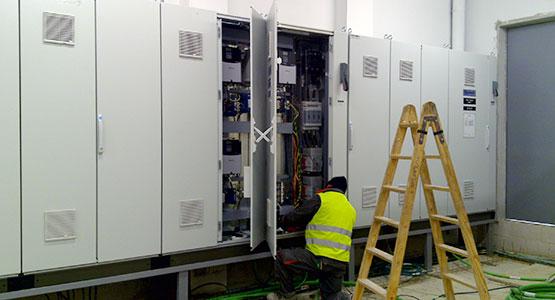 Empresa de servicios eléctricos madrid
