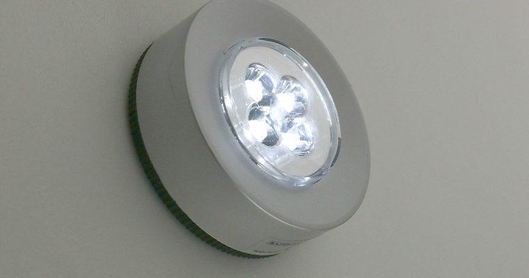 el uso de lámparas LED en el alumbrado de emergencia