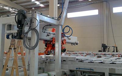 automatización industrial en madrid