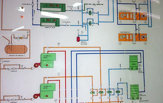 ingeniería de detalle de un proyecto eléctrico
