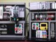 máquinas automatizadas en instalaciones industriales