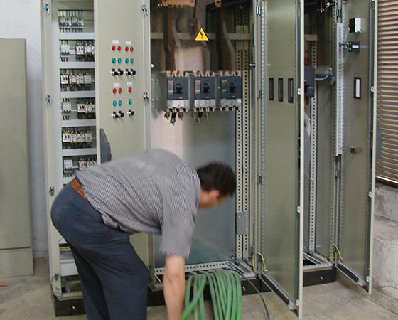 empresa instalaciones el ctricas industriales madrid