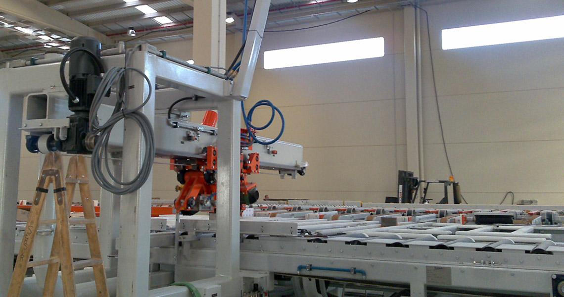 ingeniería en automatización y control industrial