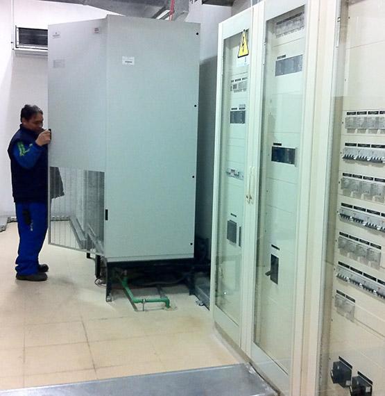 mantenimiento de instalaciones eléctricas industriales